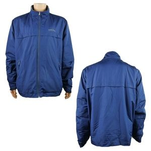 Eddie Bauer Insulated Zip Up Windbreaker Jacket